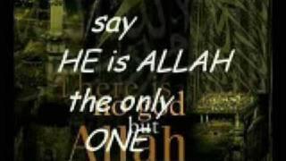 Zain Bikha Say He Is Allah