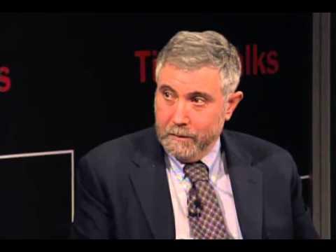Paul Krugman | Interview | TimesTalks