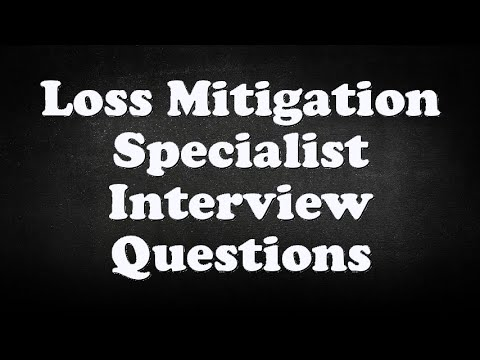loss mitigation specialist - Acurlunamedia