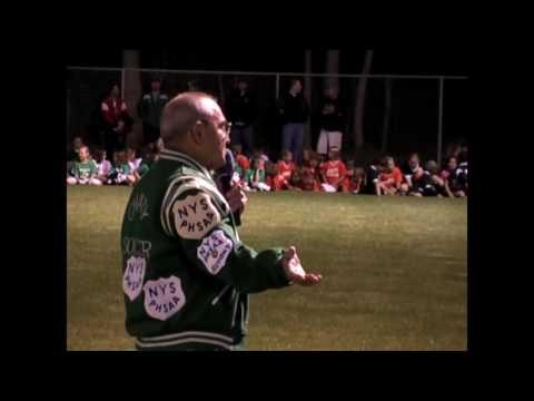 George Brendler Field Dedication  10-1-05