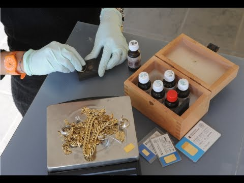 How to Test Gold - Gold Testing At Home