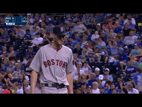 6/20/17: Sale guides Red Sox to comfortable 8-3 win