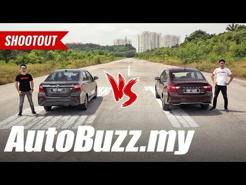 Drag Race: Proton Saga Vs Perodua Bezza - AutoBuzz.my