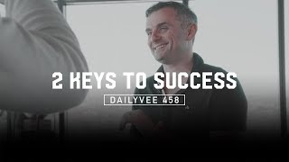 The Two Keys to Success for Companies: Math and Art | DailyVee 458