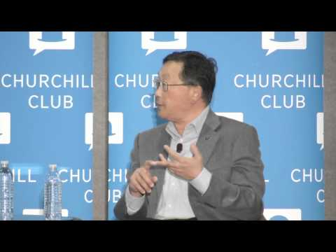 8.28.15 BlackBerry Executive Chairman and CEO John Chen, in conversation with Rich Karlgaard