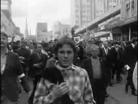 Melbourne moratorium against Vietnam War (This Day Tonight, ABC, 1970)