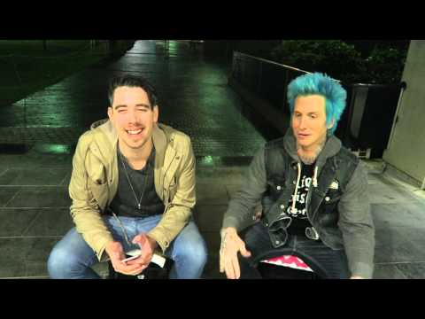 Beers with the Band interviews MEST