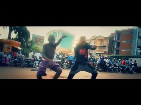 Ghetto Kids Uganda (Triplets)  VS  I.D.U Dancers