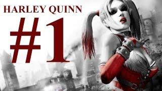 Thumbnail für das Batman: Arkham City - Harley Quinn's Revenge Let's Play