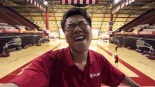 2013 Rutgers New Student Orientation LipDub Introduction