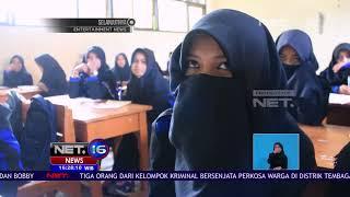 Viral Siswa SMK Wajib Cadar, Dinas Pendidikan Tegur Sekolah - NET16