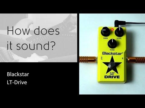Blackstar LT-Drive - How does it sound?