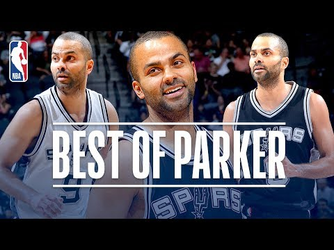 Tony Parker's Greatest Moments with the San Antonio Spurs