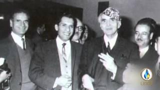 #قناة_الرافدين |  وفاة شاعر العراق عبد الرزاق عبد الواحد في باريس