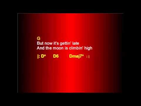 Harvest Moon - by Neil Young - Chords and Lyrics