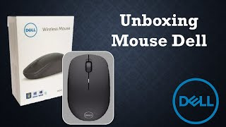 Mouse Dell WM126 - Unboxing e Primeiras impressões