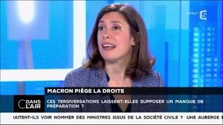 macron pige la droite les questions sms cdanslair 16 05 2017