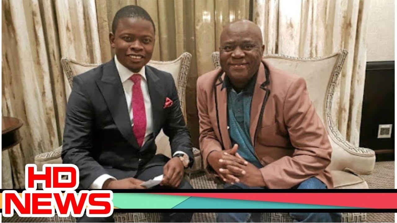 Solly Moholo dumps ZCC for Prophet Bushiris Enlightened Christian Centre
