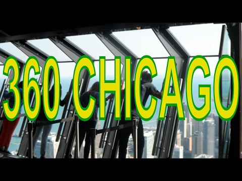 Visiting 360 CHICAGO, Tourist Attraction in Chicago, Illinois, United States