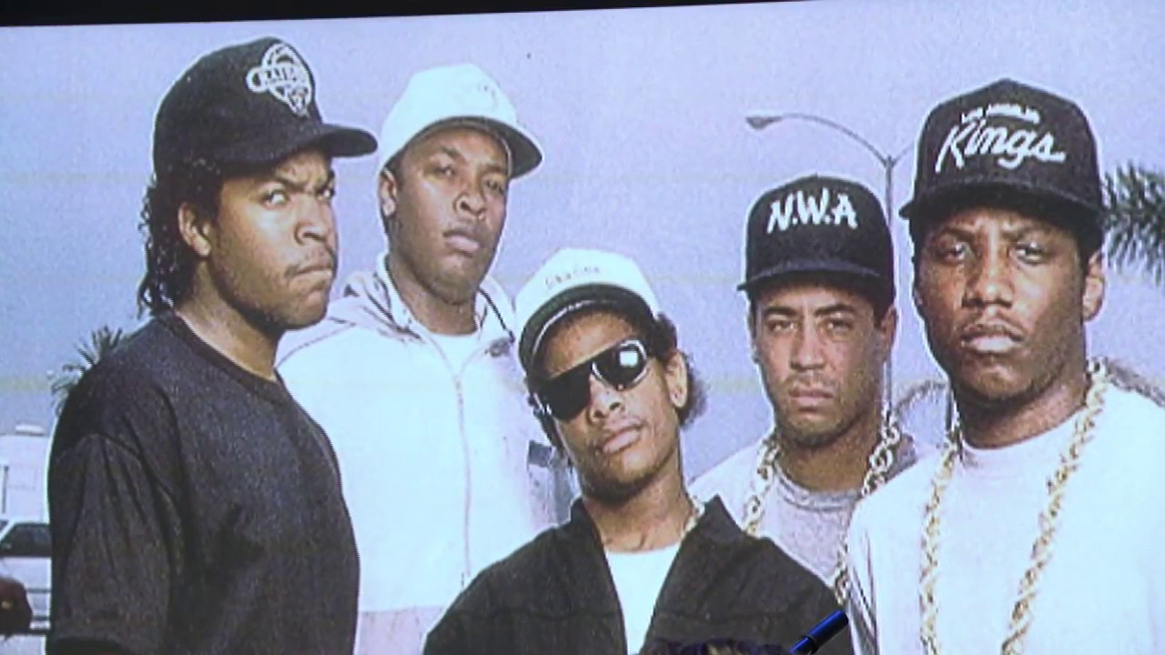 6704d57a2cd5 Actor Rapper Ice Cube talks son playing him in