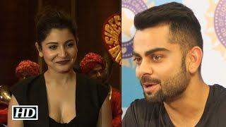 Anushka talks about her marriage with Virat Kohli