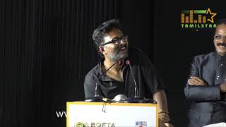 Director Bharathiraja and big celebrities attended BOFTA 3rd Convocation