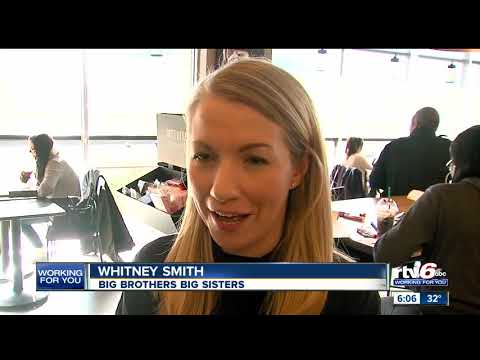 Big Brothers Big Sisters team up for service event in Indianapolis