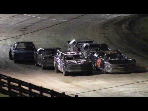 Street Stock Feature | Little Valley Speedway | 7-3-17