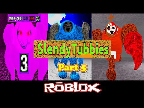 Slender Ao Onini Tank Demo 3D 3 ROBLOX [Slendytubbies] Part 5 By Vad1k0 [Roblox]