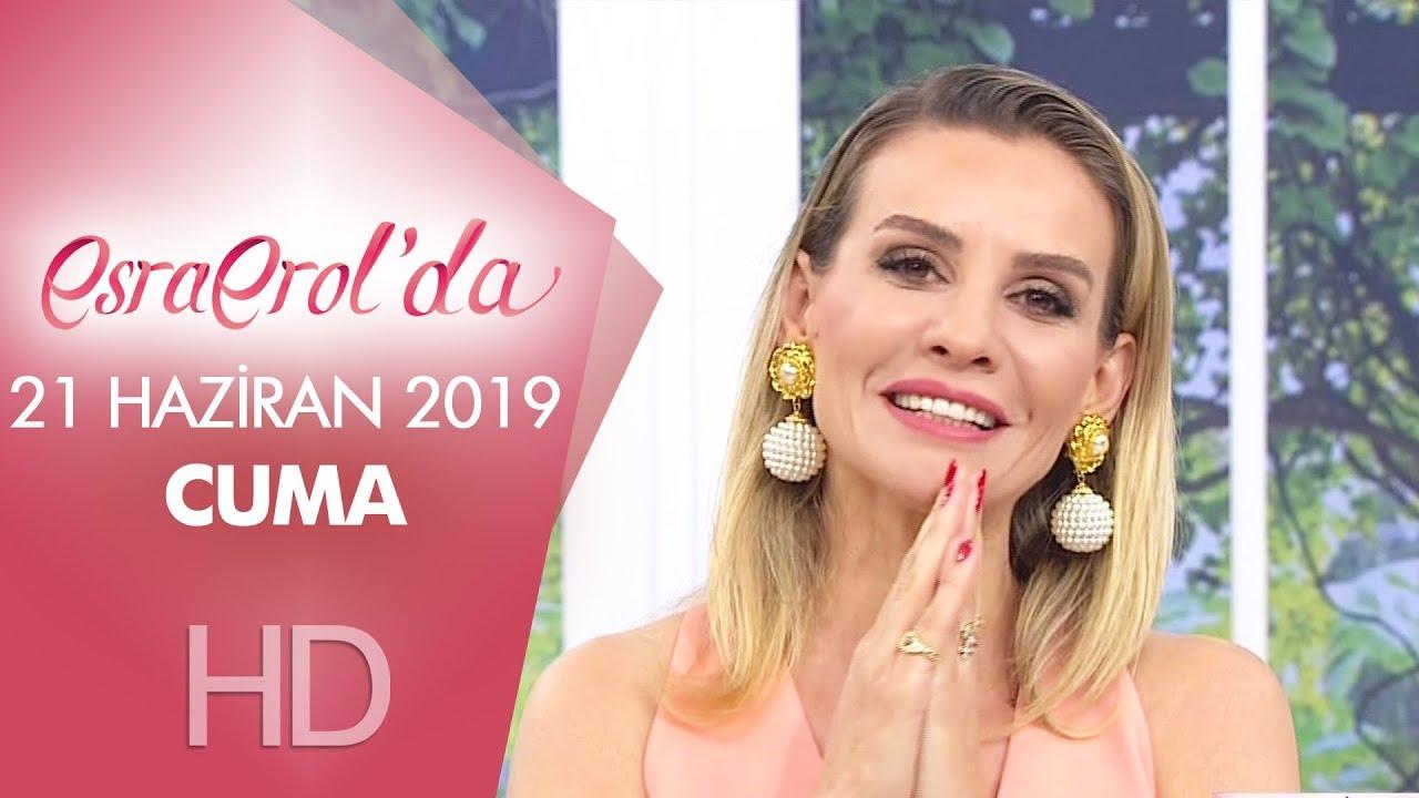 Esra Erol'da 21 Haziran 2019 | Cuma - Sezon Finali
