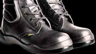 Nitti Safety Shoes Mid Cut Range