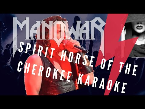 Karaoke Spirit Horse of the Cherokee - Manowar (Julian Escudero)