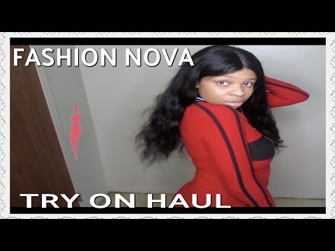 2d4440676396 SUMMER FASHION NOVA TRY ON HAUL 2018