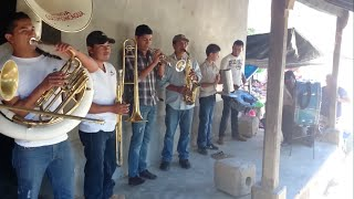 BANDA DE COLOMONCAGUA EN FERIA DE SANTA CRUZ CAMASCA 2014