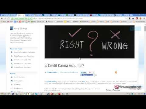 Credit Karma Un App para obtener tu informe de crédito gratis y al instante