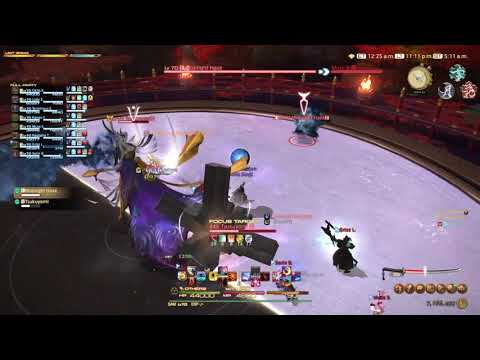 Final Fantasy XIV Tsukuyomi Trial All Phases Music