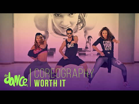 Worth It - Fifth Harmony - FitDance - 4k | Coreografía
