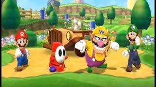 Mario Party 9 Solo Part 1 (Toad Road)