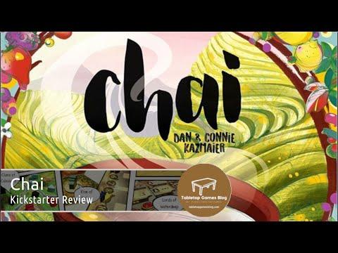 Chai by Deep Aqua Games (Kickstarter Review)