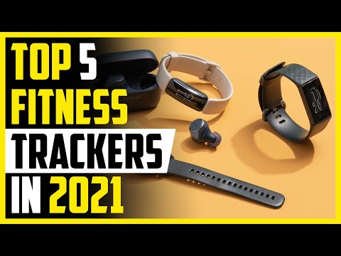 Top 5 Best Fitness Tracker 2020