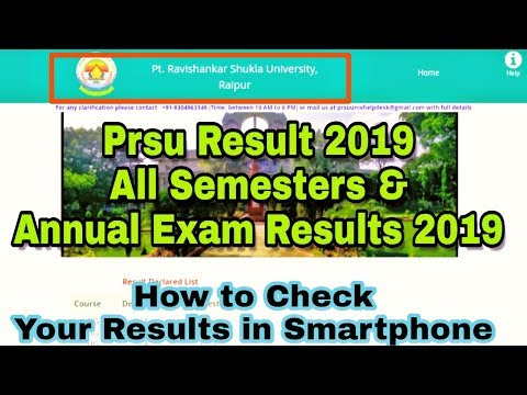 Download How To Check Results Online B Com 2nd Year Results 2018