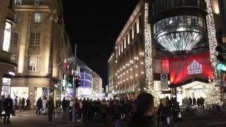 1st Vlog - Shopping in Dusseldorf