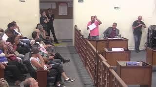 Audiência Pública sobre Comércio Ambulante