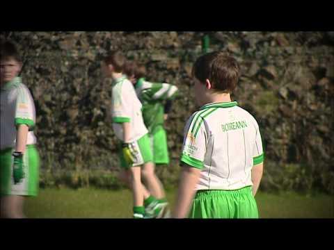 Ann Cassidy (St. Mary's Burren, Down)   Gradaim an Uachtarán 2014