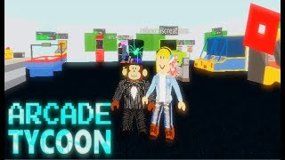 I HAVE MY OWN LIT WAK IN ROBLOX😱😎🎮 | Arcade Tycoon Roblox ( W/Rebeccascreations)