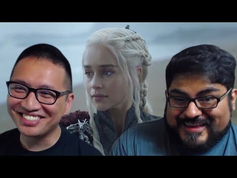 "Game of Thrones Season 7 Episode 5 Reaction and Review ""Eastwatch"""
