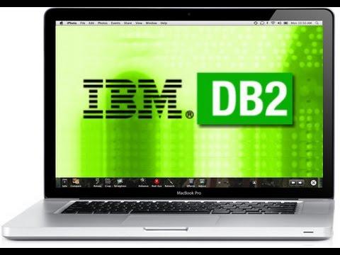 Creating Database using DB2 - YouTube