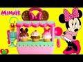 Minnie Mouse Ice Cream Shop Surprises