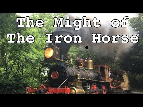 Steam Trains - The Eastern United States