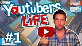 [FR] Youtubers Life Québec Français #1  